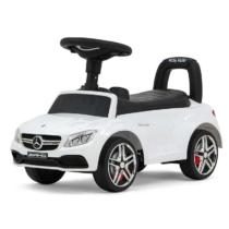 Bébitaxi Mercedes - AMG C63 Coupe fehér