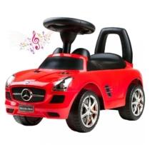 Bébitaxi Mercedes SLS AMG hanggal piros