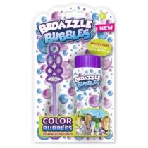 Bedazzle színes buborékfújó lila 50 ml