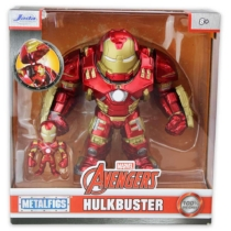 Bosszúállók Avengers Hulkbuster és kicsi Iron man fém játékfigura 17 cm