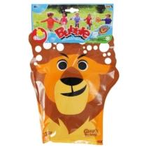 Bubble Buborék készítő kesztyű oroszlán