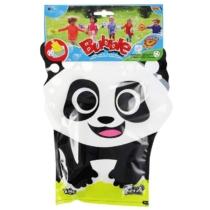 Bubble Buborék készítő kesztyű panda