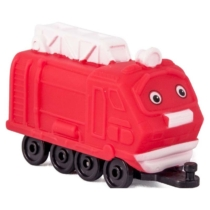 Chuggington Asher vonat játékfigura kicsi