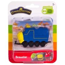 Chuggington Brewster Brúnó vonat játékfigura