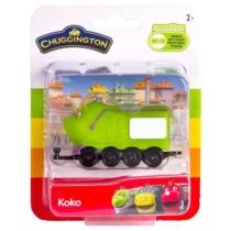 Chuggington Koko vonat játékfigura