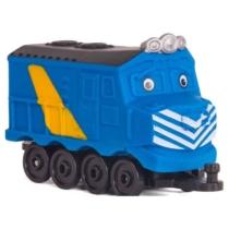 Chuggington Zack vonat játékfigura kicsi