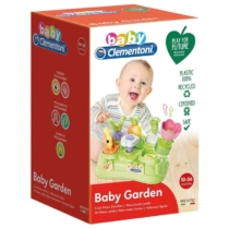 Clementoni Baby Garden Az első kertem játékszett műanyag