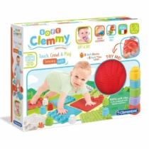 Clementoni Clemmy soft bébi játszószőnyeg szett puha