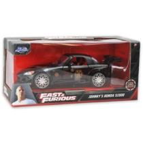 Fast & Furious Johnny's Honda S2000 fém autó 1:24