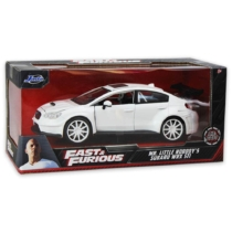 Fast & Furious Mr. Little Nobody's Subaru WRX STI fém autó 1:24