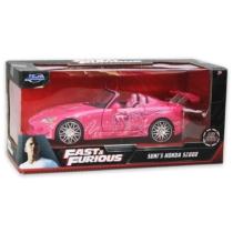 Fast & Furious Suki's Honda S2000 fém autó 1:24