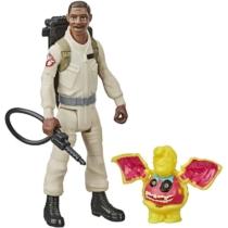 Ghostbusters Szellemirtók Winston Zeddemore játékfigura kiegészítőkkel 13 cm