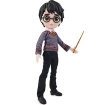 Harry Potter játékfigura varázspálcával műanyag 20 cm