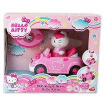 Hello Kitty IRC Single Drive távirányítós autó figurával műanyag