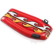 Intex Felfújható lovagló szörfdeszka piros 112 cm