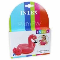Intex Felfújható vízijáték flamingó 25 x 23 cm