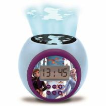 Jégvarázs 2 projektoros ébresztő óra hanggal és időzítővel