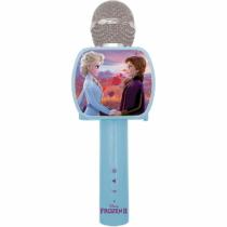 Jégvarázs 2 Vezeték nélküli karaoke mikrofon beépített Bluetooth hangszóróval