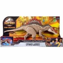 Jurassic World Krétakori tábor Spinosaurus dinoszaurusz mozgatható 54 cm