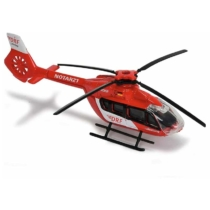 Majorette Airbus H 145 DRF fém légimentő helikopter