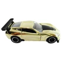 Majorette Chevrolet Corvette Gold Edition 2020 961D-4 fém kisautó arany 1:64