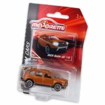 Majorette Dacia Duster dCi 110 225B-1 fém kisautó barna 1:64