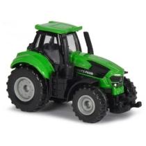 Majorette Deutz-Fahr 9340 TTV fém traktor zöld 1:64