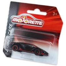Majorette Lamborghini Centenario fém kisautó fekete 1:64