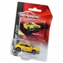 Majorette Lamborghini Urus 219H-1 fém kisautó sárga 1:64