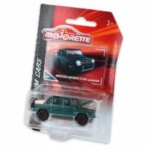 Majorette Mercedes-Maybach G 650 Landaulet 250C-1 fém kisautó zöld 1:64