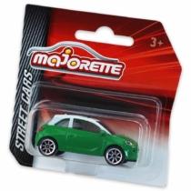 Majorette Opel Adam fém kisautó zöld 1:64