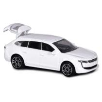 Majorette Peugeot 508 SW 205M-1 fém kisautó fehér 1:64