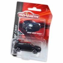 Majorette Range Rover Evoque 266A-2 fém kisautó fekete 1:64