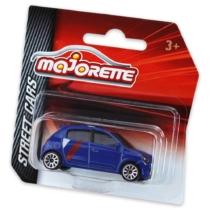 Majorette Renault Twingo fém kisautó kék 1:64
