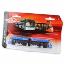 Majorette Siemens Avenio Tram fém villamos kék 18 cm