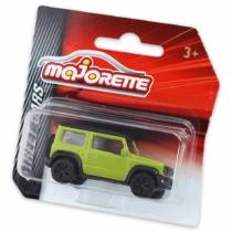 Majorette Suzuki Jimny fém kisautó zöld 1:64