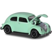 Majorette VW Beetle 241A-4 fém kisautó zöld 1:64