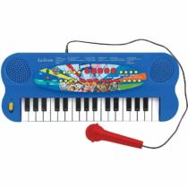 Mancs Őrjárat Elektromos zongora mikrofonnal