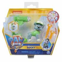 Mancs őrjárat játék figura kiegészítőkkel Rocky műanyag
