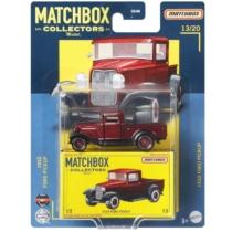 Matchbox Collectors 1932 Ford Pickup fém kisautó bordó 13/20