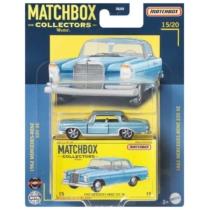 Matchbox Collectors 1962 Mercedes-Benz 220 SE fém kisautó kék 15/20