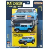 Matchbox Collectors Toyota FJ Cruiser fém kisautó kék 11/20