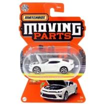 Matchbox Moving Parts fém kisautó 2016 Chevy Camaro fehér 15/20