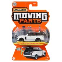 Matchbox Moving Parts fém kisautó 2018 Land Rover Vogue Se fehér 10/20