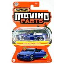 Matchbox Moving Parts fém kisautó 2020 BMW M4 Cabriolet kék 16/20
