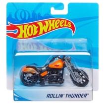 Mattel Hot Wheels fém motor műanyag borítással Rollin' Thunder