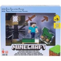 Minecraft Overworld Noob felfedező játékszett
