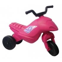 Motor Super Bike 4 műanyag rózsaszín 28 cm