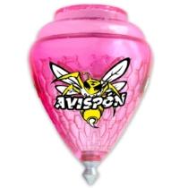 Peonza Avispón rózsaszín