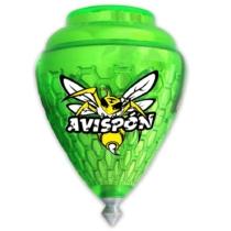 Peonza Avispón zöld